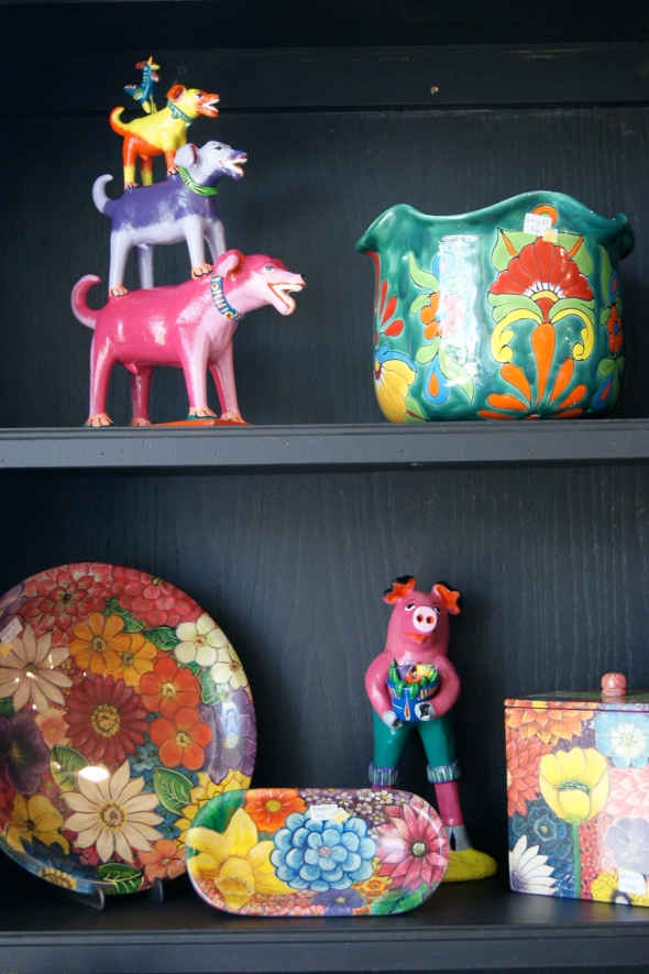 Mexican Craft, Ceramics, Color
