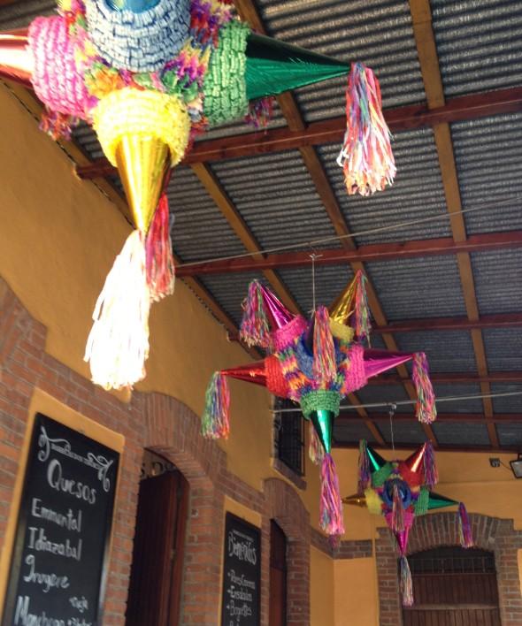 More pinatas