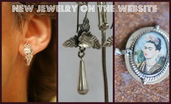 Alpaca jewelry