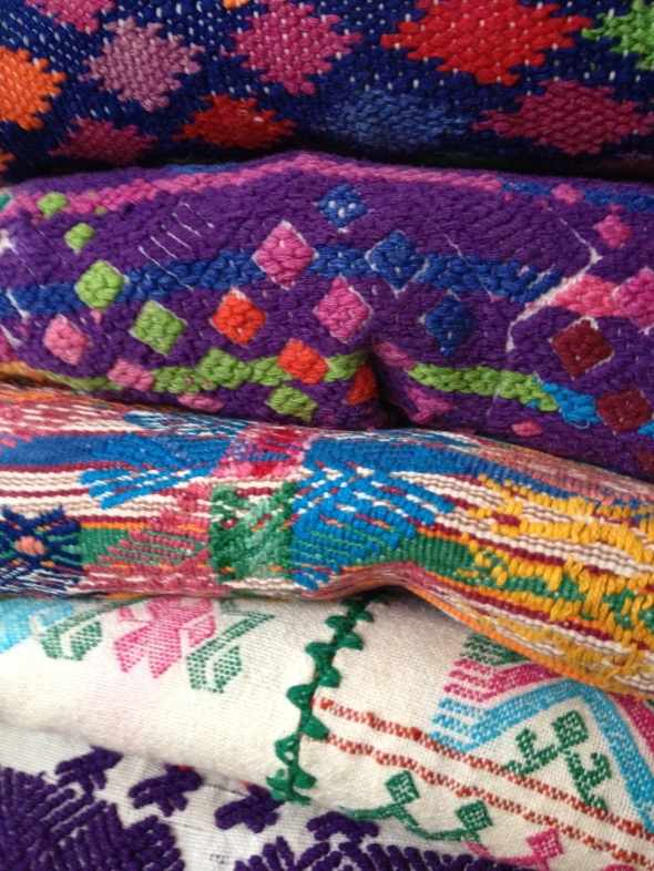 Guatamalan Woven Blouses