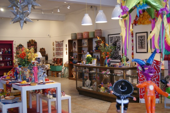Gallery Shop of Mexican Folk Art