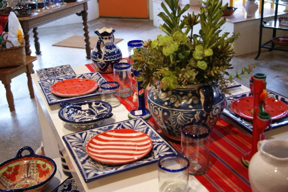 Mexican ceramics for the Holiday