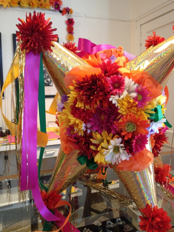 Pinata, Beautiful and decorated