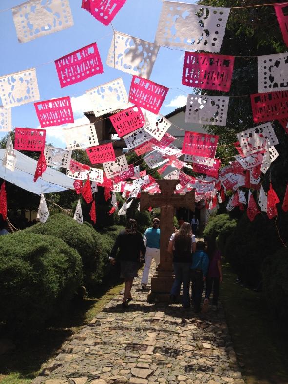 Fiesta Patronal de Santiago, Cuanajo