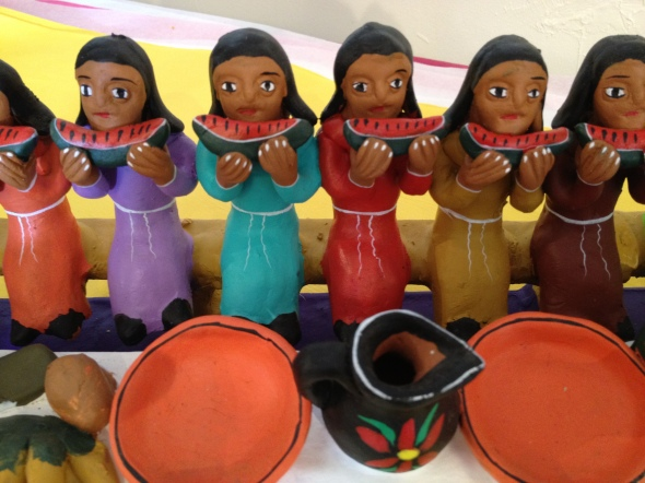 Mexican Folk Art Last Supper