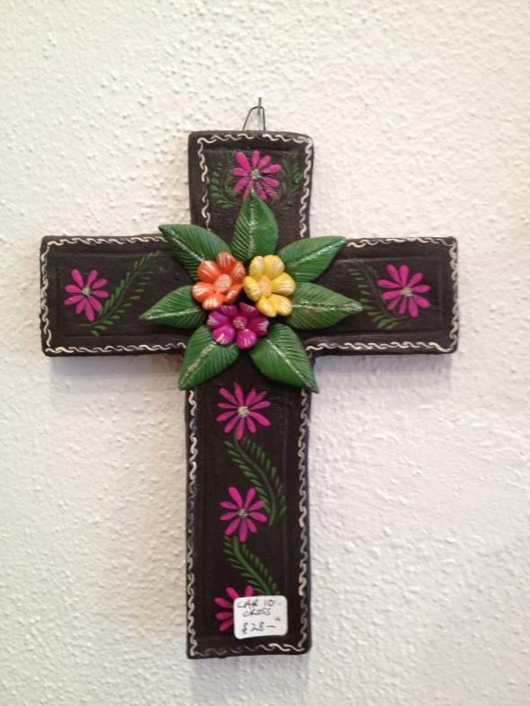 Religious Mexican Folk Art