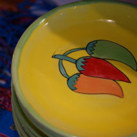 Mexican ceramics from Delores Hidalgo