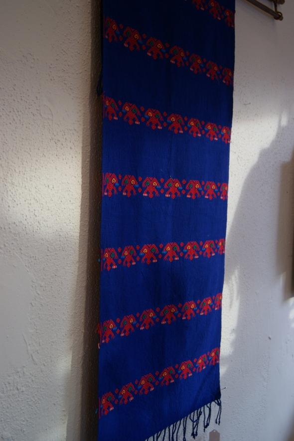 Christmas Textiles from Mexico, Chiapas textiles
