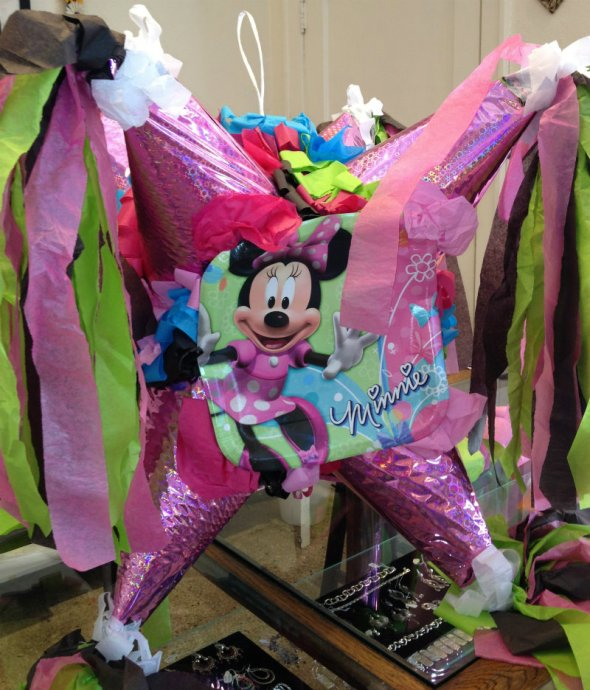 Before of Custom Pinata