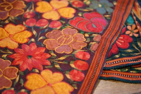 Handmade Mexican Textiles, Guatemalan Textiles