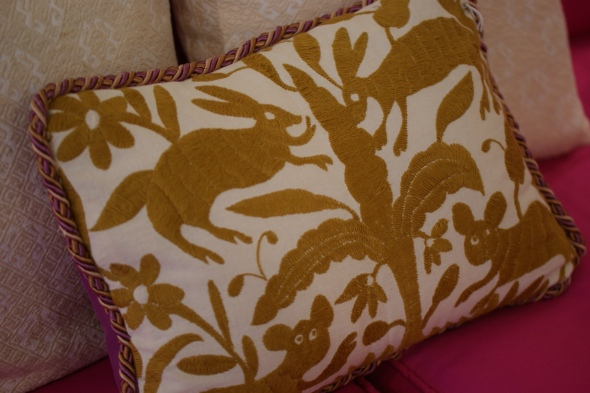 Handmade Mexican Textiles, Otomi Textiles
