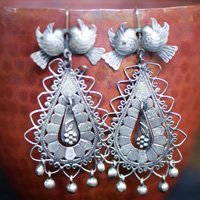 ba8a46682 ... Mazahua Mexican Silver Earrings, ...