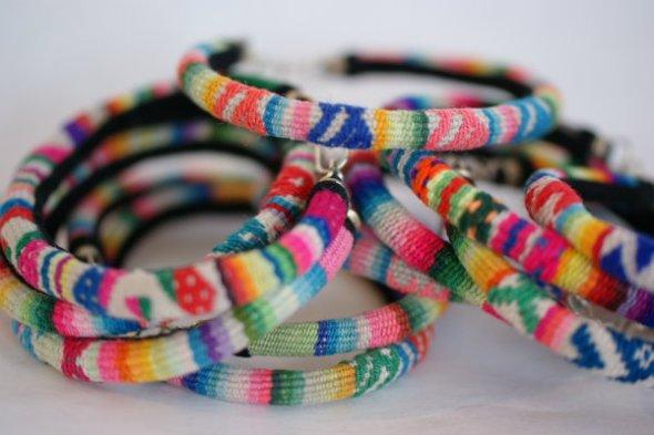 Handmade Peruvian Bracelets