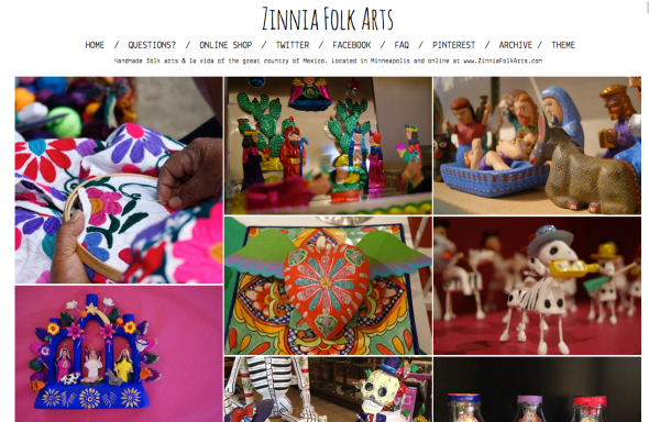 Zinnia Folk Arts on Tumblr