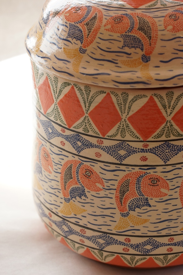 Ceramics from Capula, Michoacan