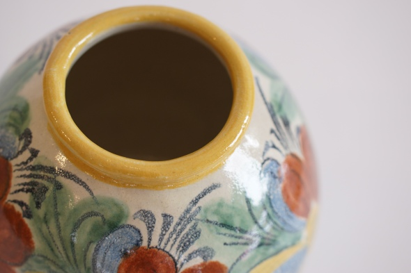 Capelo Mexican Vase